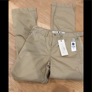 Gap  boyfriend trouser pants new with tag sz 4
